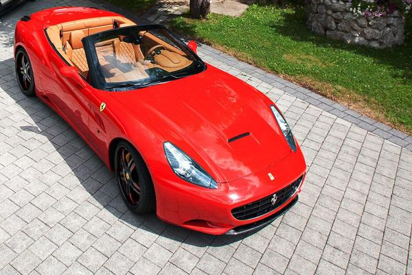 Ferrari California CDC Performance