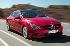 Mercedes stuurt meer exemplaren CLA naar VS