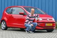 Op de rollenbank - Volkswagen Up