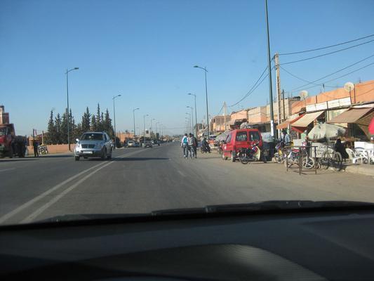 Verkeer in Marokko