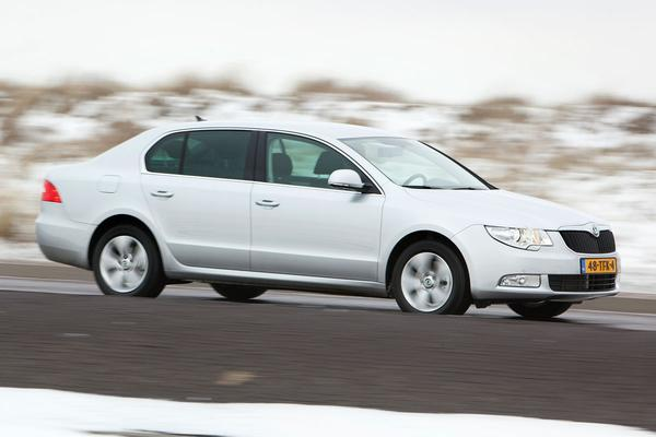 Skoda Superb 1.4 TSI Greentech Ambition
