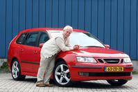 Op de rollenbank - Saab 9-3 1.8 T Hirsch