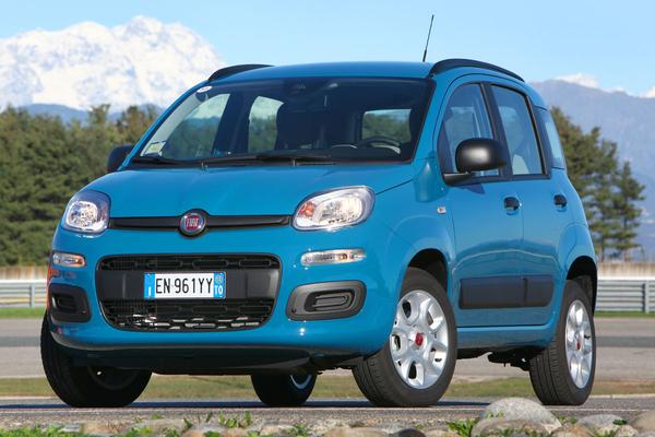Fiat Panda TwinAir Turbo Natural Power
