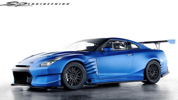 Nissan GTR Fast Furious