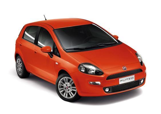 Fiat Punto 1.3 MultiJet weer 14 procent