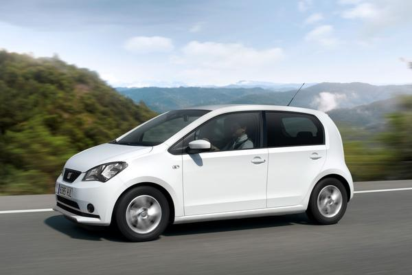 Seat Mii Chill Out