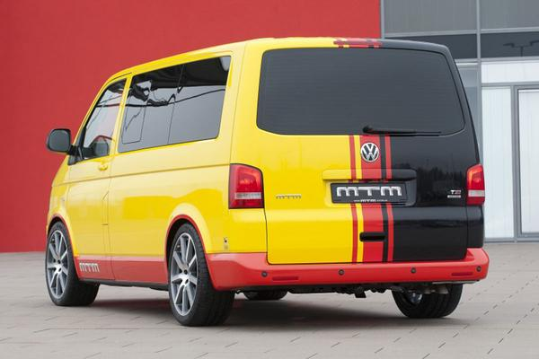 MTM Volkswagen Transporter