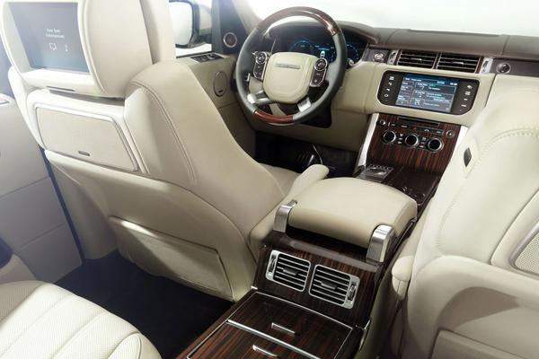 Range Rover 3D geluid