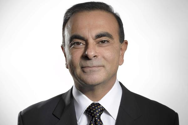 Carlos Ghosn stopt als CEO Nissan