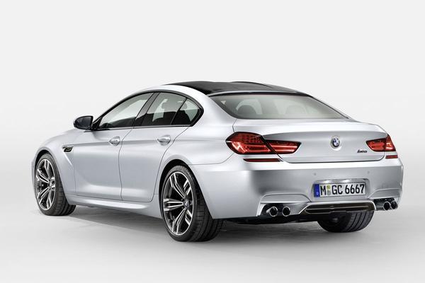 BMW M6 Gran Coup�