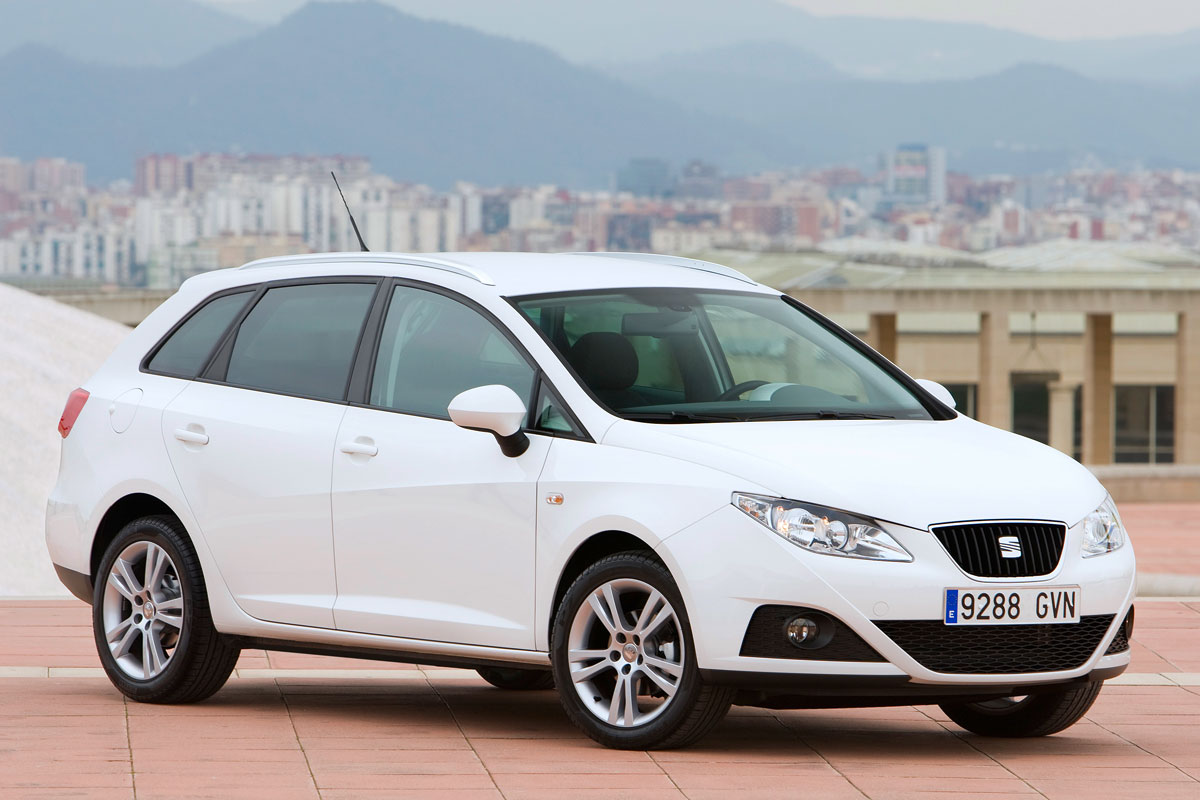 seat ibiza st 1 2 tdi e ecomotive style specificaties. Black Bedroom Furniture Sets. Home Design Ideas