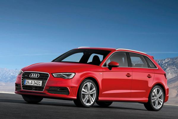 Audi A3 Sportback 1.6 TDI 110pk ultra Attraction 2015