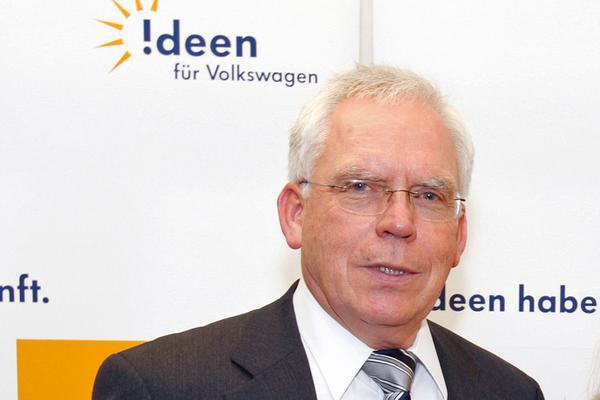 Dr. Ulrich Hackenberg (Volkswagen)