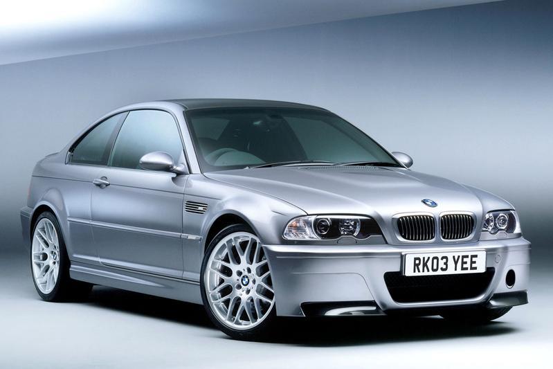 De BMW M3 CSL blijft een droom