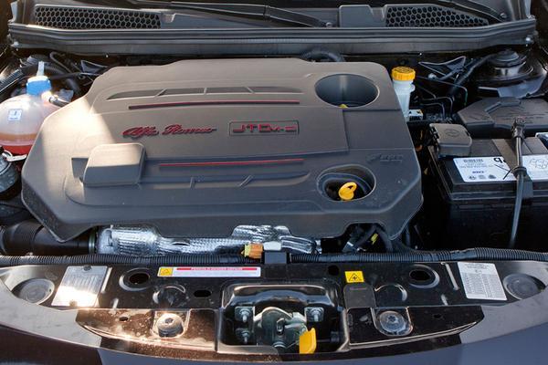 Alfa Romeo Giulietta 2.0 JTDm 170 Distinctive