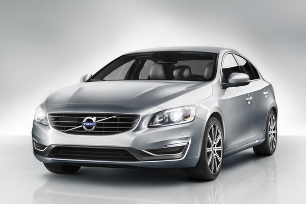 Volvo S60 facelift