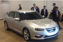 Ook dít had de nieuwe Saab 9-3 moeten worden