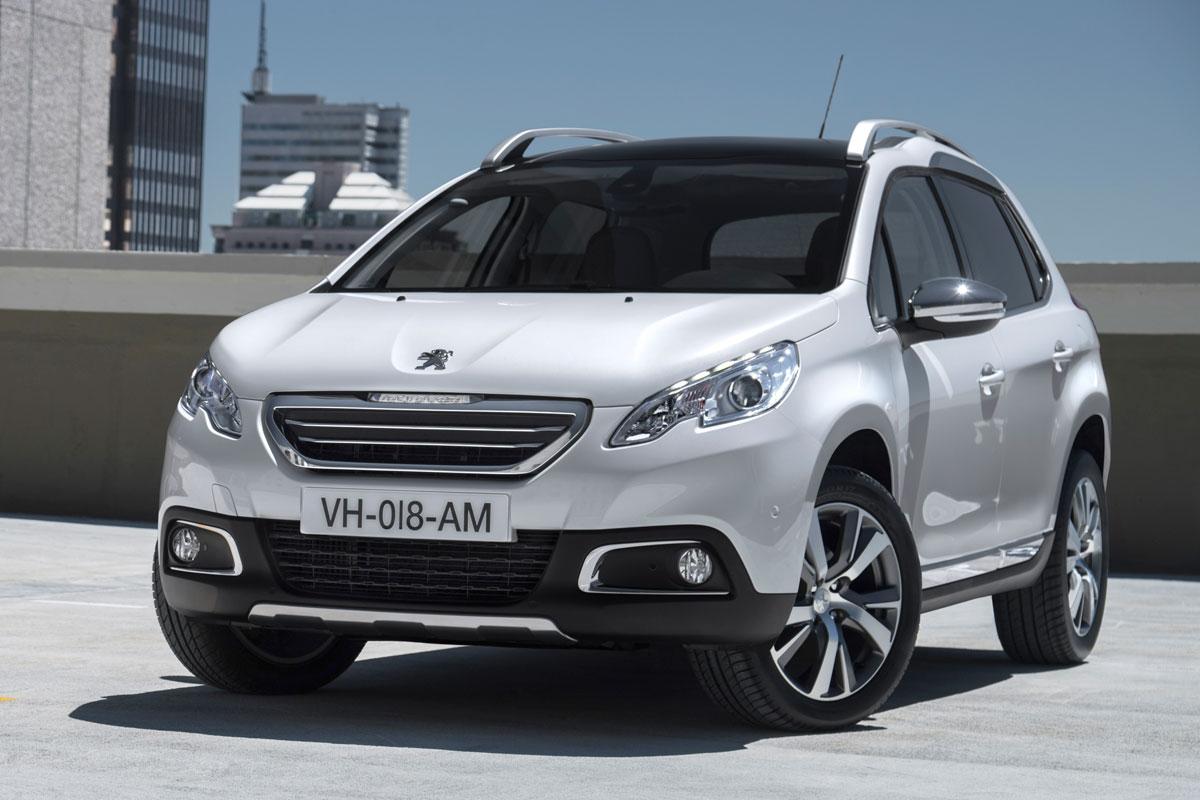 Peugeot 2008 Allure 1 6 Vti Specificaties Auto