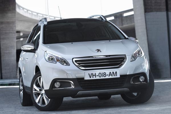 Peugeot introduceert nieuwe motoren 2008