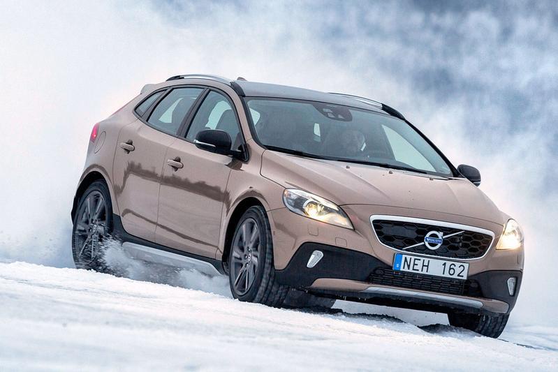 Nieuwe Volvo V40 in 2016''   Autonieuws - AutoWeek.nl