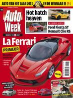 AutoWeek cover 10/2013
