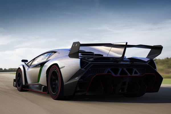 Nieuwe hyper-Lamborghini heet Centenario