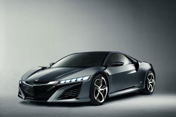 Honda NSX Concept Gen�ve
