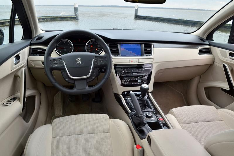 peugeot 508 sw allure 2 0 hdi 163pk 2012 autotests. Black Bedroom Furniture Sets. Home Design Ideas
