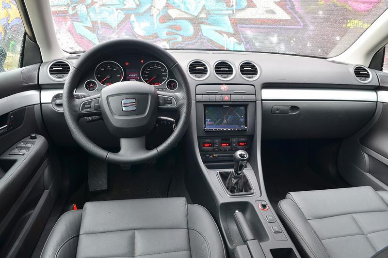 seat exeo st 2 0 tdi style 2012 autotests. Black Bedroom Furniture Sets. Home Design Ideas