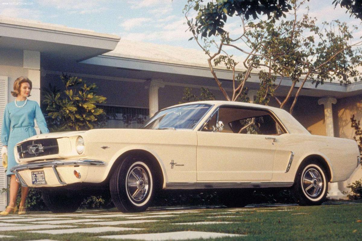Популярность «Mustang» была настолько вы…