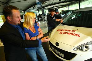 Europese autoverkopen blijven stijgen