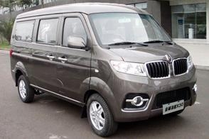 Chinees met BMW-trekjes: Jinbei Haixing X30