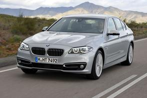Officieel: BMW 5-serie facelift