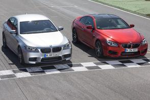 BMW M5 en M6 met Competition Pack nog sneller!