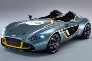 Aston Martin CC100 is nostalgisch feestvarken