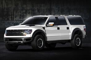 Hennessey maakt monster van Ford F-150