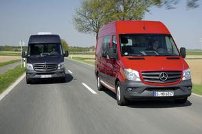 Gereden: Mercedes-Benz Sprinter