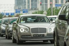 Bentley Flying Spur in China