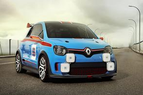 Stunt-concept: Renault Twin'Run