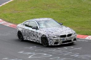 BMW ramt M4 over de 'Ring