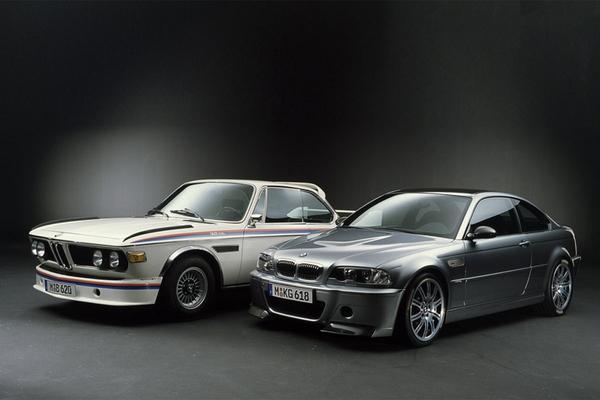 'BMW brengt CSL terug'