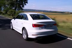 Rij-impressie Audi A3 Limousine