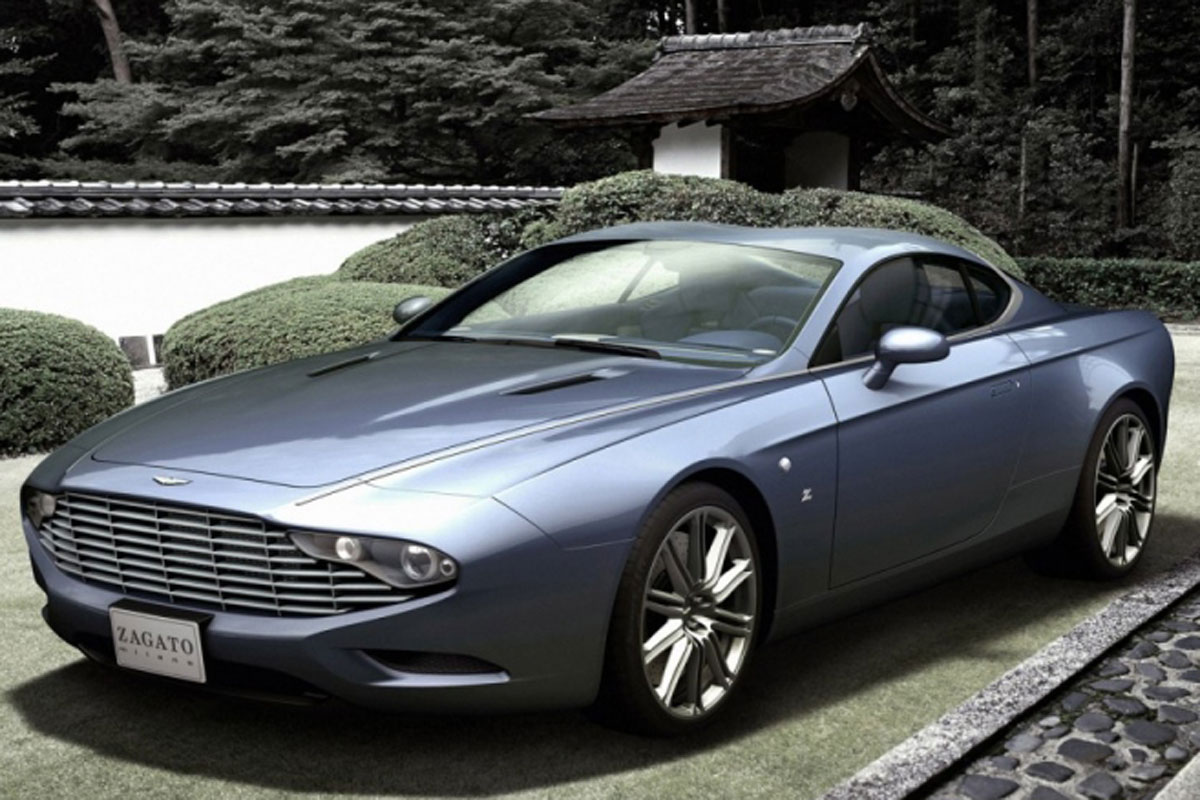 50 years James Bond, BUT also 100 years Aston Martin: The ...