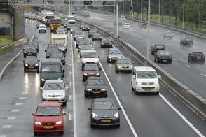 Maximumsnelheid op A13 blijft 80 kilometer per uur