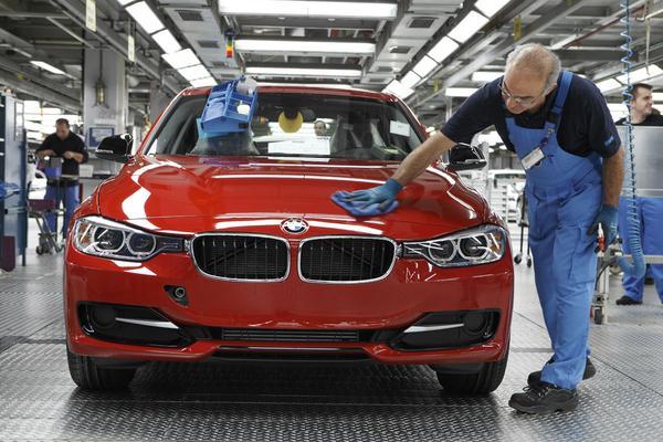 BMW wil dit jaar 8000 medewerkers werven