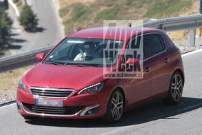 Peugeot 308 GTI rondt laatste testwerk af