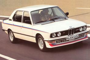 Vrimibolide: BMW M 535i