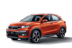 Honda Vezel wordt XR-V in China