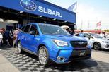 Subaru geeft Forester STI-versiering