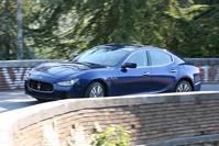 Rijtest Maserati Ghibli